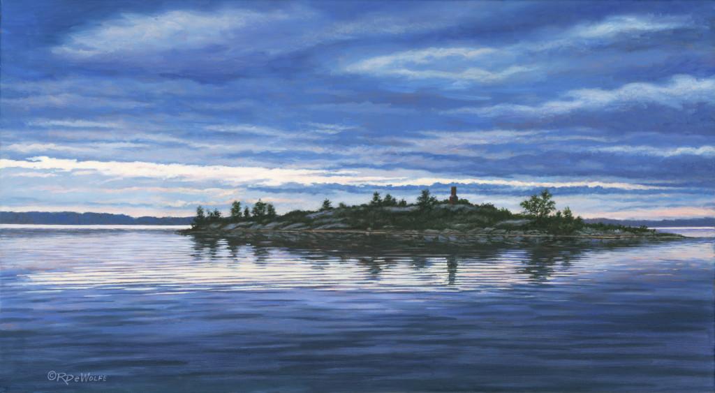 Chimney Island