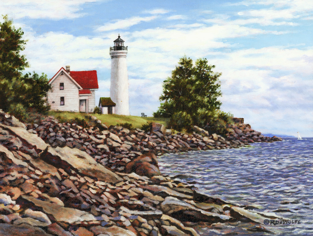Tibbetts Point Light House